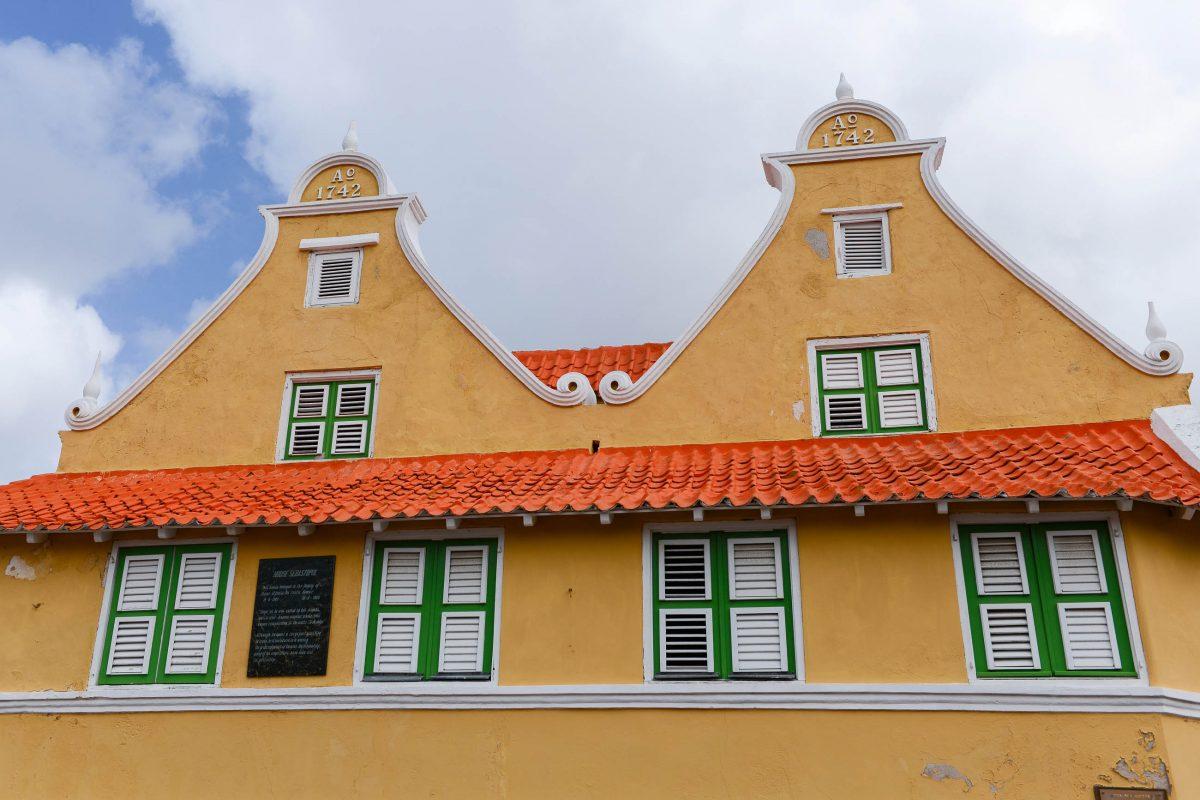 Das Haus Sebastopol in Otrabanda, dem östlichsten Stadtteil von Willemstad, Curaçao - © James Camel / franks-travelbox