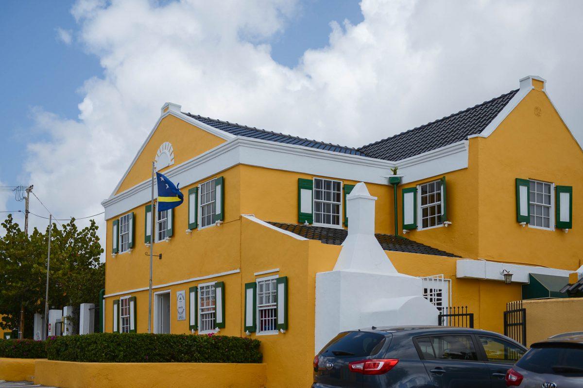 Das Landhaus Chobolobo wurde im späten 18. Jahrhundert auf einer ca. 10 Hektar fassenden Plantage errichtet, Curaçao - © James Camel / franks-travelbox