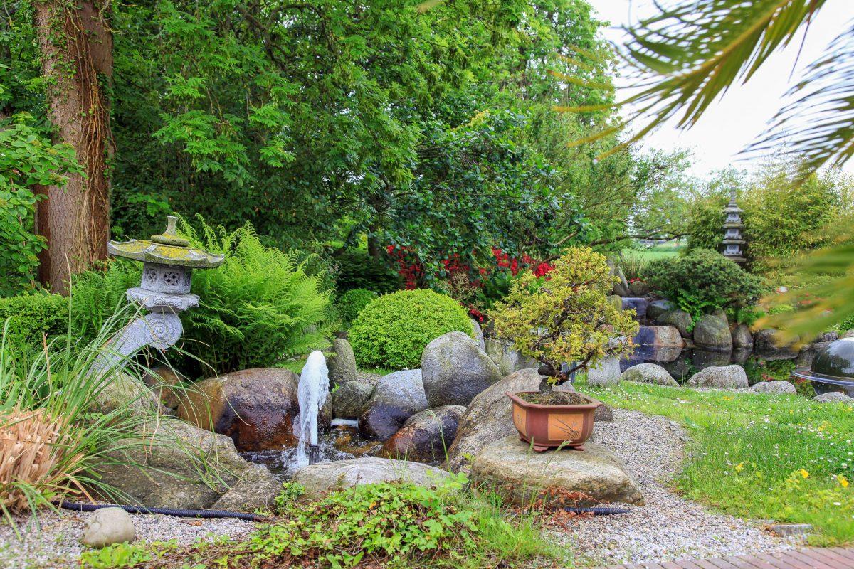 Japanischer Garten - © Photoinjection / Fotolia
