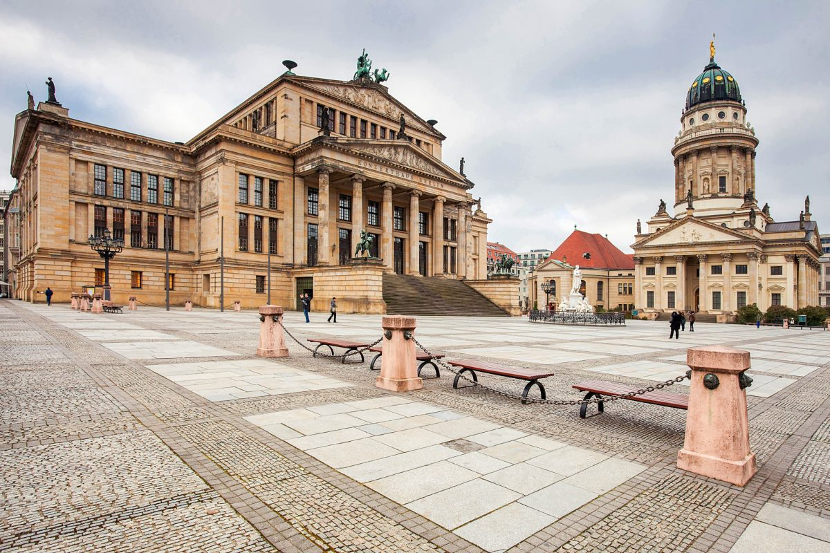 bilder gendarmenmarkt in berlin deutschland franks travelbox. Black Bedroom Furniture Sets. Home Design Ideas