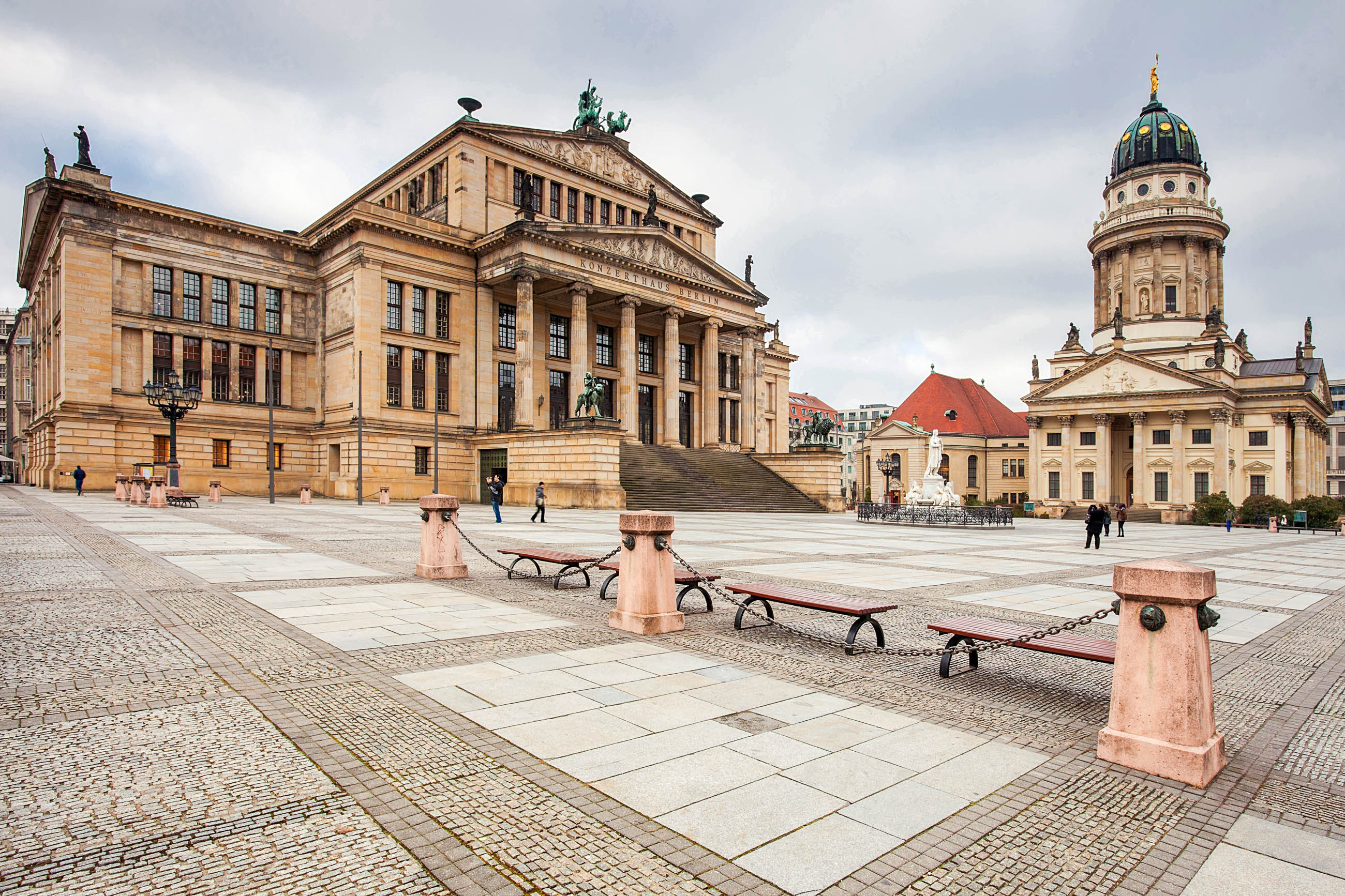 gendarmenmarkt in berlin deutschland franks travelbox. Black Bedroom Furniture Sets. Home Design Ideas