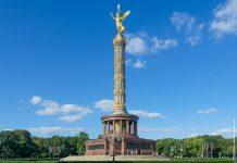 Die Siegessäule in Berlin wurde Ende des 19. Jahrhunderts als Denkmal an preußisch-deutsche Siege gegen Frankreich, Dänemark und Österreich errichtet - © lumen-digital / Fotolia