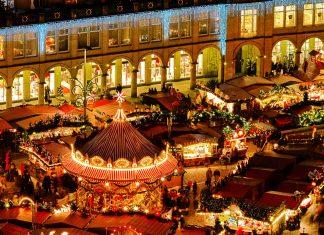 Jeder der großen Dresdner Weihnachtsmärkte hat sein ganz besonderes Highlight zu bieten, Deutschland - © LianeM / Shutterstock