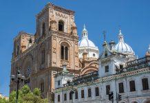 Gebäude im historischen Zentrum von Cuenca, Ecuador - © Ksenia Ragozina / Shutterstock