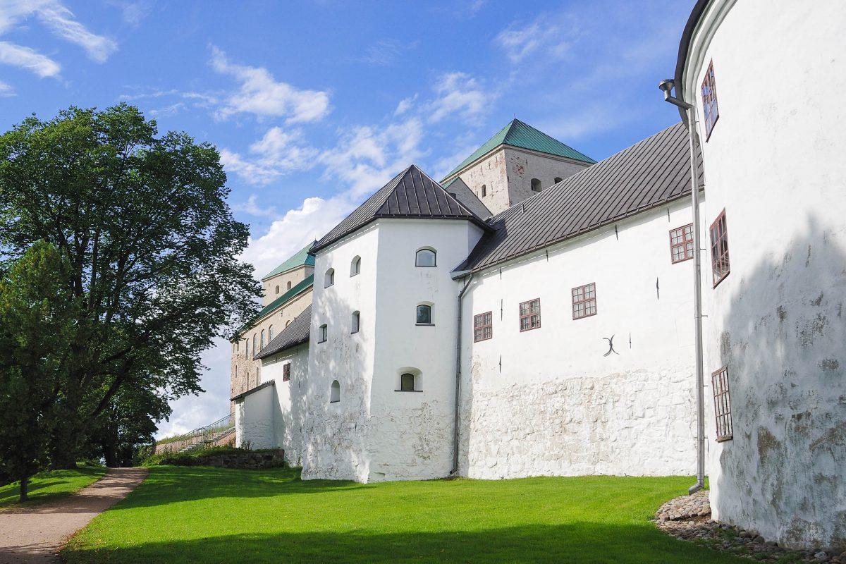 Das Schloss Turun Linna in der Stadt Turku, der ältesten Stadt Finnlands - © / Shutterstock