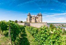 Blick auf das Schloss Saumur im Loiretal, Frankreich - © Alex.Demyanenko/Shutterstock