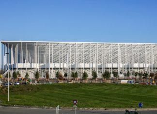 Das neue Stadion von Bordeaux ist das Heimstadion von Girondins Bordeaux undAustragungsort von fünf Fußballspielen der EM 2016 in Frankreich - © PA CC BY-SA 4.0 / Wiki