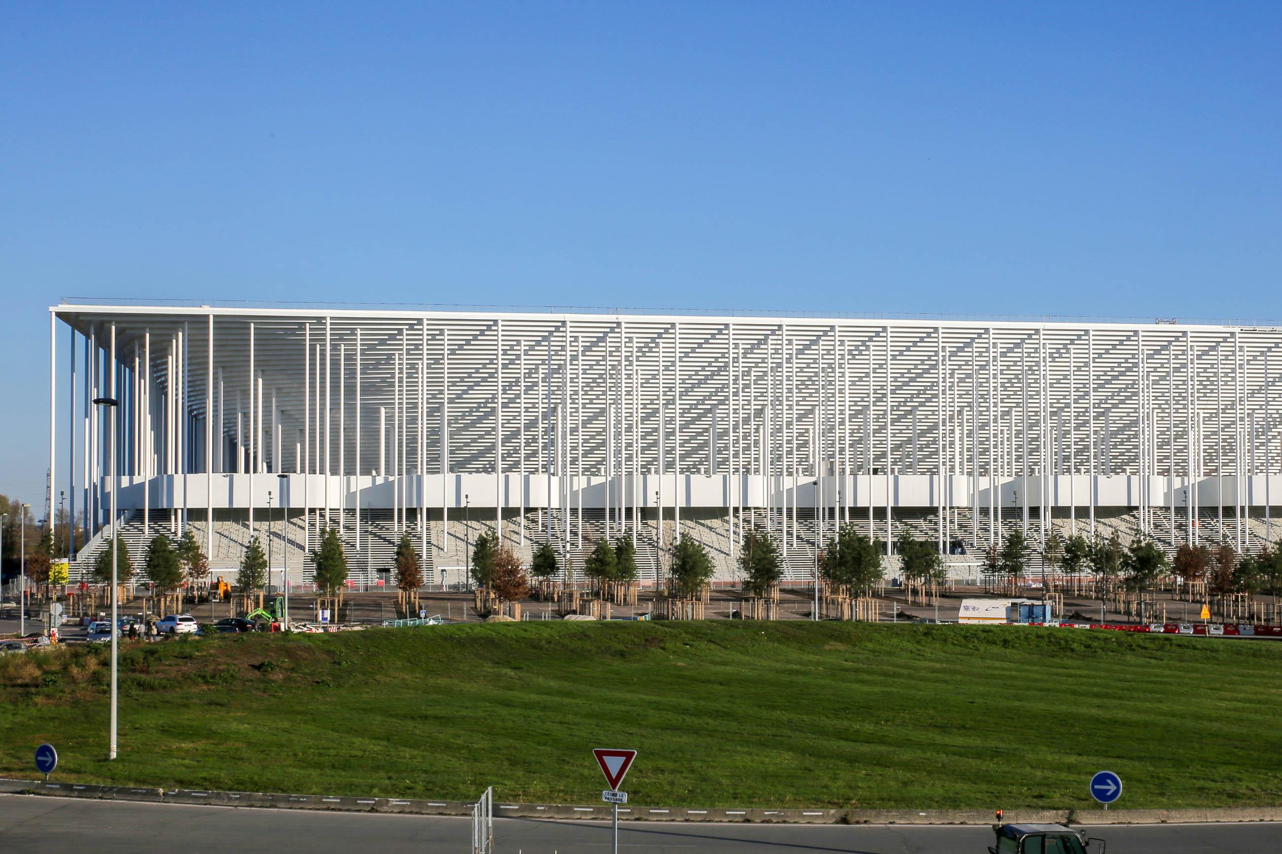 Stadion Frankreich