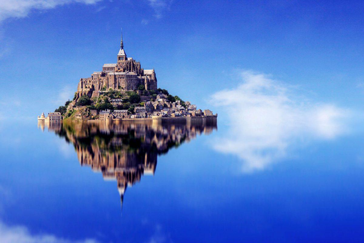 St Michel Frankreich