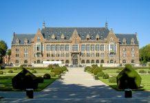Die Universität Artois, hier das Uni-Hauptgebäude in Lens, wurde als eine der jüngsten Universitäten Frankreichs erst 1992 gegründet - © Mikaël Restoux CC BY-SA3.0/Wiki