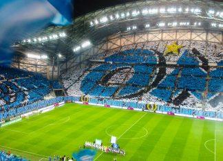 Das für 1938 entstandene Stade Vélodrome in Marseille wurde für die Fußball EM 2016 auf das zweitgrößte Stadion Frankreichs erweitert - © Hombrey CC BY-SA4.0/Wiki