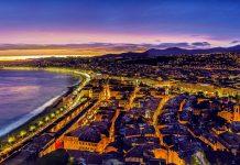 Nizza zählt zu den beliebtesten Destinationen an der Côte d'Azur und wird jedes Jahr von rund vier Millionen Menschen besucht, Frankreich - © ALEXANDER LEONOV / Shutterstock