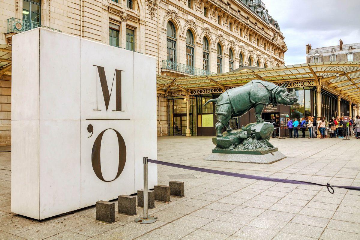 1977 initiierte Frankreichs damaliger Präsident Valéry Giscard d'Estaing die Entscheidung, im Gare d'Orsay in Paris ein Kunstmuseum einzurichten - © photo.ua / Shutterstock
