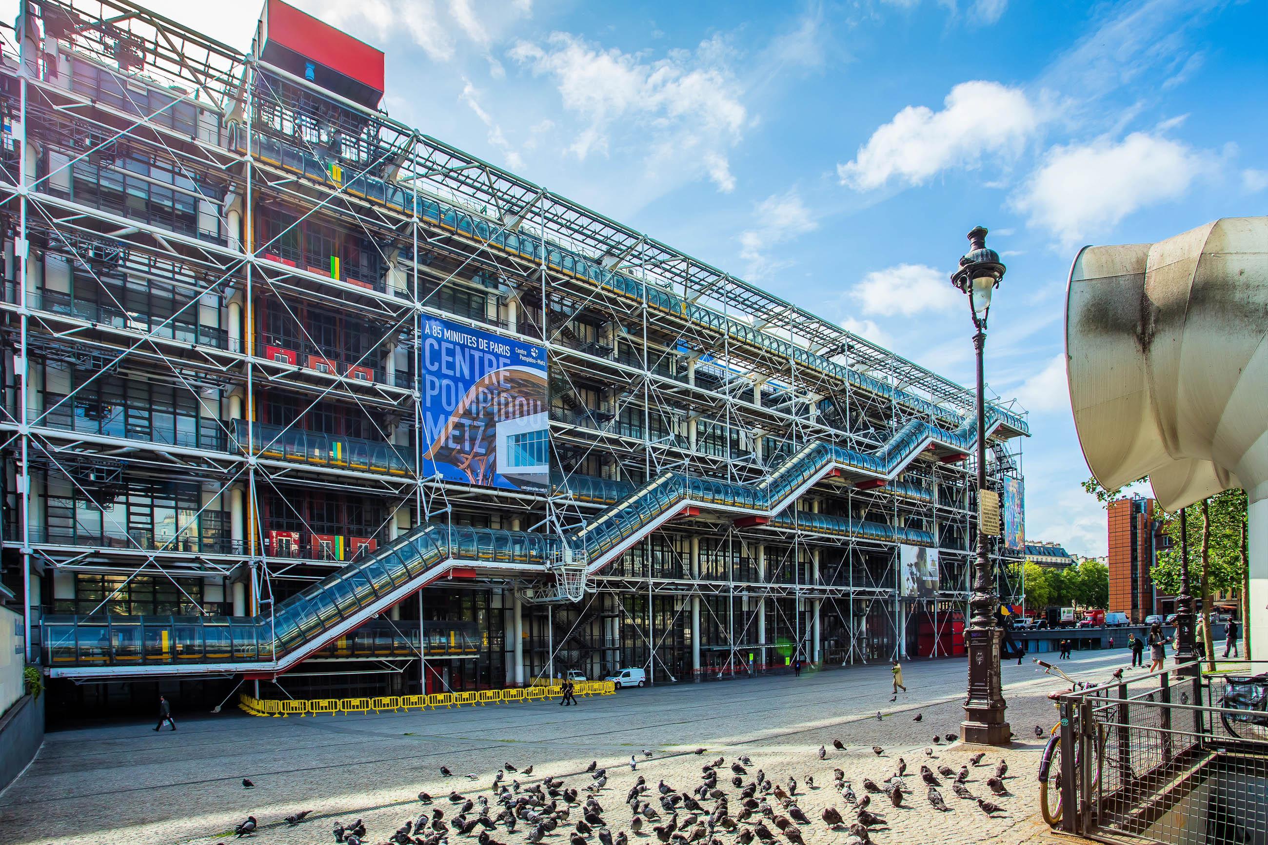 bilder centre pompidou in paris frankreich franks On centre pompidou prossimi eventi