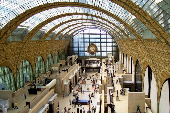 Restaurant Paris Orsay