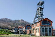 Das Musée de la Mine in einer alten Mine aus dem 20. Jahrhundert repräsentiert die einst blühende Kohle-Industrie in Saint-Étienne, Frankreich - © Daniel Villafruela CC BY-SA3.0/Wiki