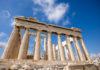 Das Parthenon im Zentrum der Tempelanlage ist der monumentale und säulenbewährte Haupttempel der Akropolis, Athen, Griechenland - © James Camel / franks-travelbox