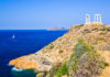Das malerische Kap Sounion mit dem Marmortempel des Poseidon befindet sich in Griechenland am südlichsten Punkt der Halbinsel Attika, Griechenland - © Tatiana Popova / Shutterstock