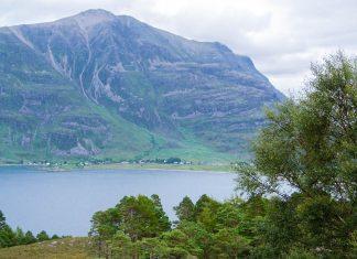 Auch wenn die Highlands nicht hoch erscheinen, aufgrund der nördlichen Lage kann man sie nicht mit Verhältnissen in den Alpen vergleichen, Schottland, Großbritannien - © flog / franks-travelbox
