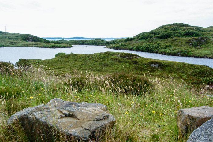 Friedliche Szenerie in der traumhaften Landschaft der Highlands im Norden Schottlands, Großbritannien - © flog / franks-travelbox