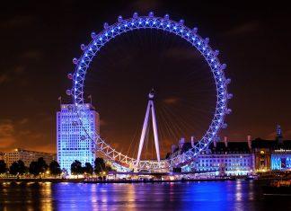 Mit über 3,5 Millionen Besuchern pro Jahr zählt das London Eye es zu den beliebtesten Sehenswürdigkeiten von London, Großbritannien - © Liubov Terletska / Shutterstock