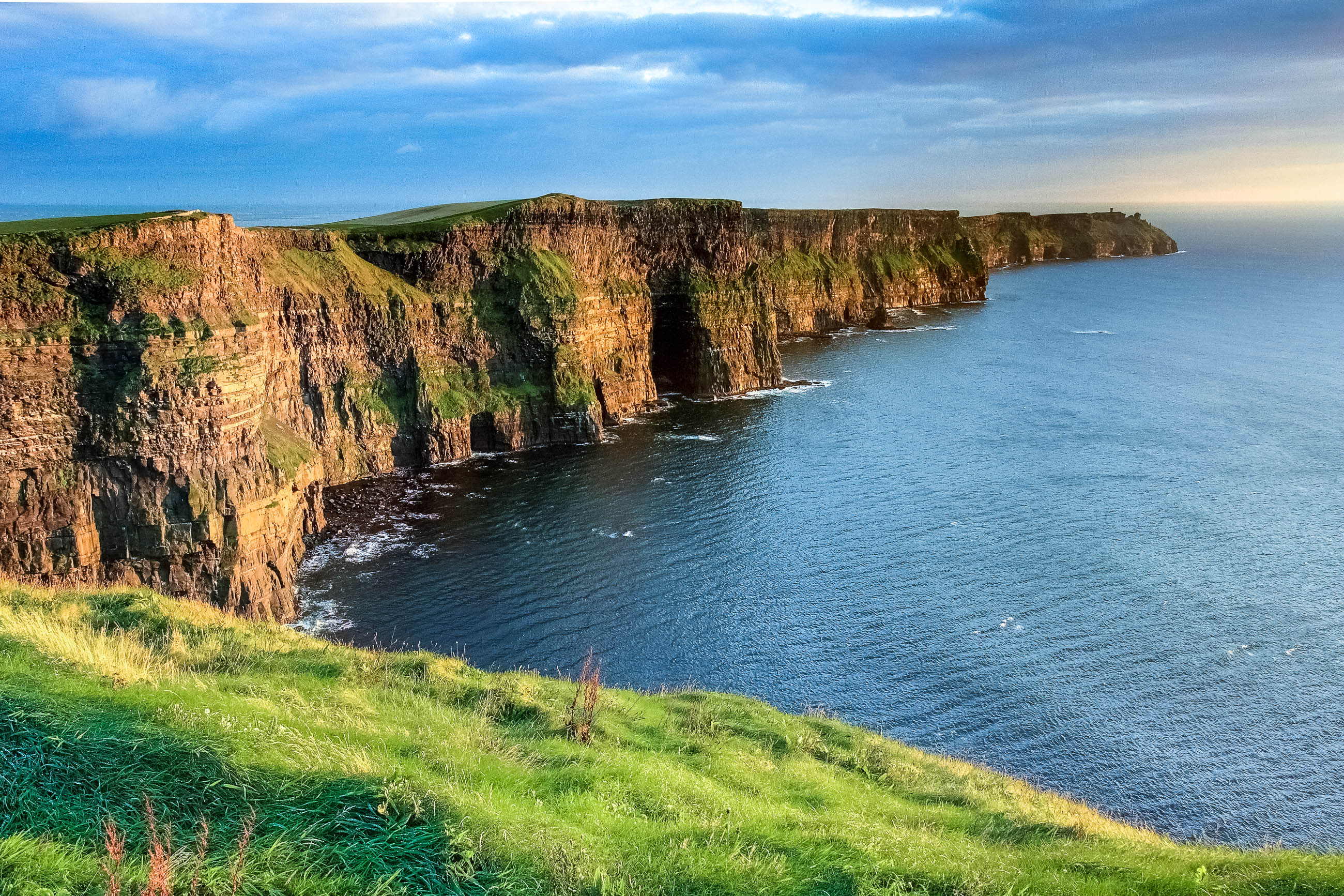 Cliffs Of Moher Irland Franks Travelbox