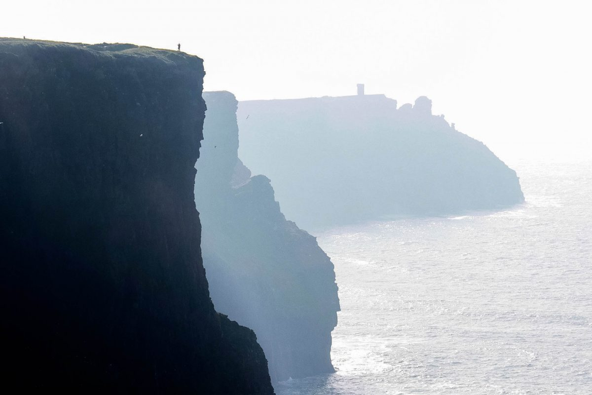 Irland Cliffs Of Moher Karte.Cliffs Of Moher Irland Franks Travelbox