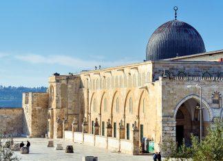 Die Al Aqsa-Mochee ist nicht nur die größte Moschee Jerusalems, sondern auch die drittwichtigste islamische Pilgerstätte der Welt, Israel - © Sean Pavone / Shutterstock