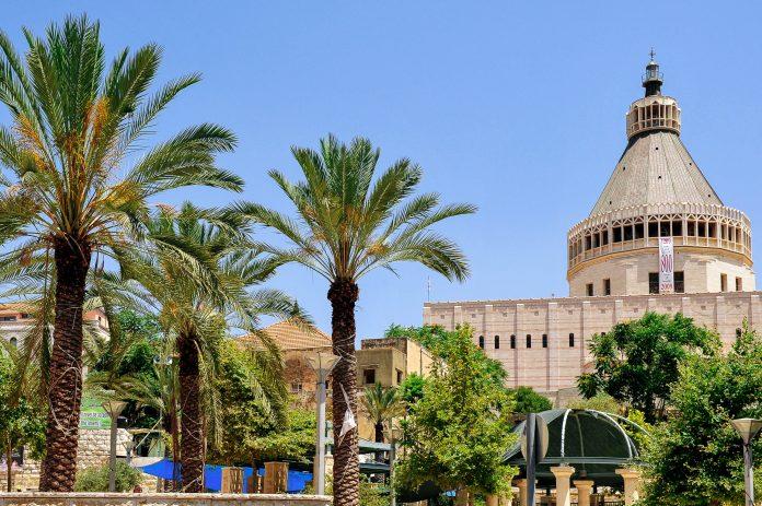 Nazareth ist weltweit als die Heimatstadt von Jesus Christus, Maria und Josef bekannt und bietet den Flair einer uralten orientalischen Stadt, Israel - © Rafael Ben-Ari / Fotolia