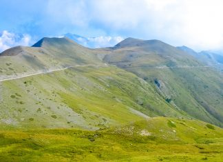 Die Asietta Kammstraße ist eine Höhenstraße in den Westalpen und hat eine Länge von ca. 35 Kilometern, Piemont, Italien - © FRASHO, franks-travelbox
