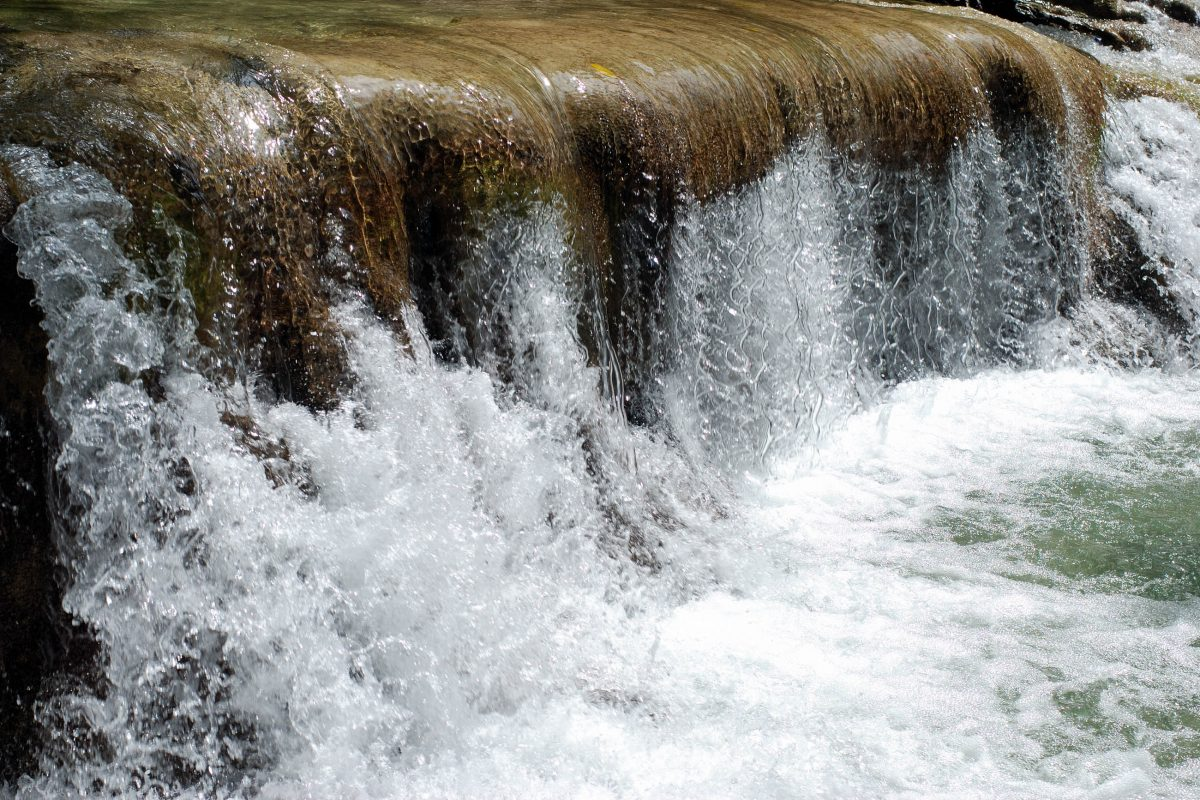 Dunn's River Falls, Jamaika - © Ramunas Bruzas / Shutterstock