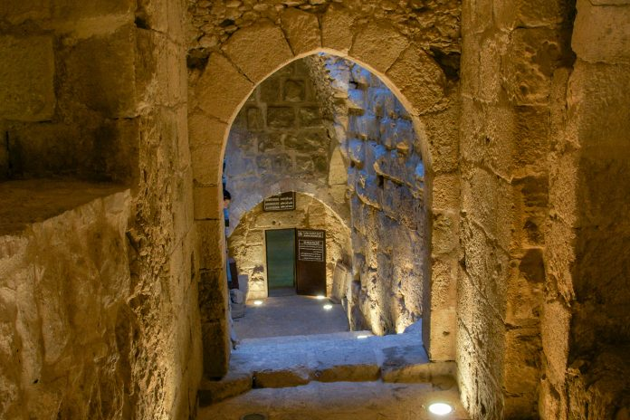 Die Festung von Ajlun im Nordwesten von Jordanien spielte im 12. Jahrhundert eine wichtige Rolle im Kampf Saladins gegen die Kreuzritter - © flog / franks-travelbox