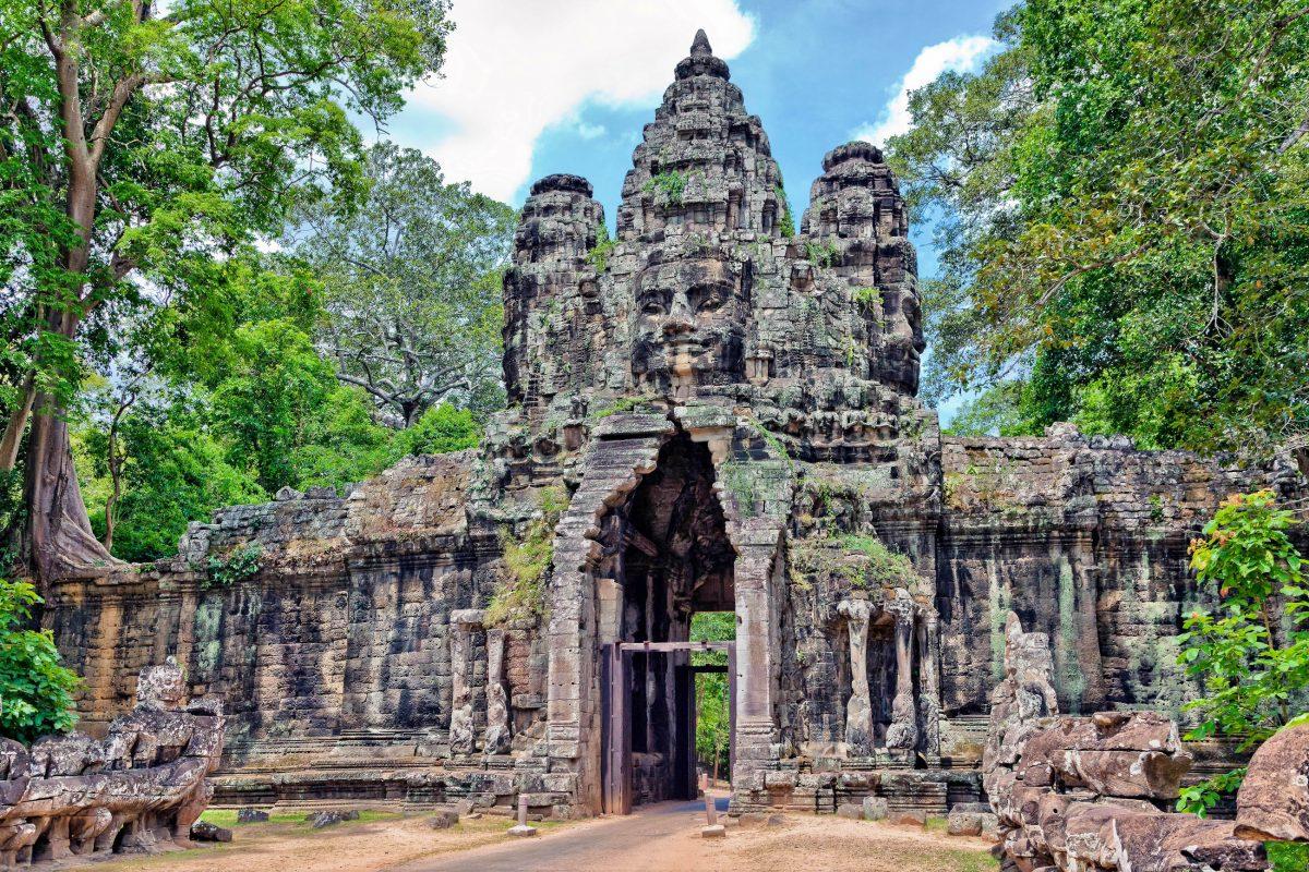Tempelanlage Angkor Wat