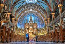 Basilika Notre Dame, Montreal, Kanada - © S.K Photography / Shutterstock