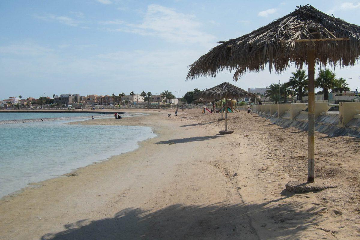 Am Strand von Al Khor, Katar - © FRASHO / franks-travelbox