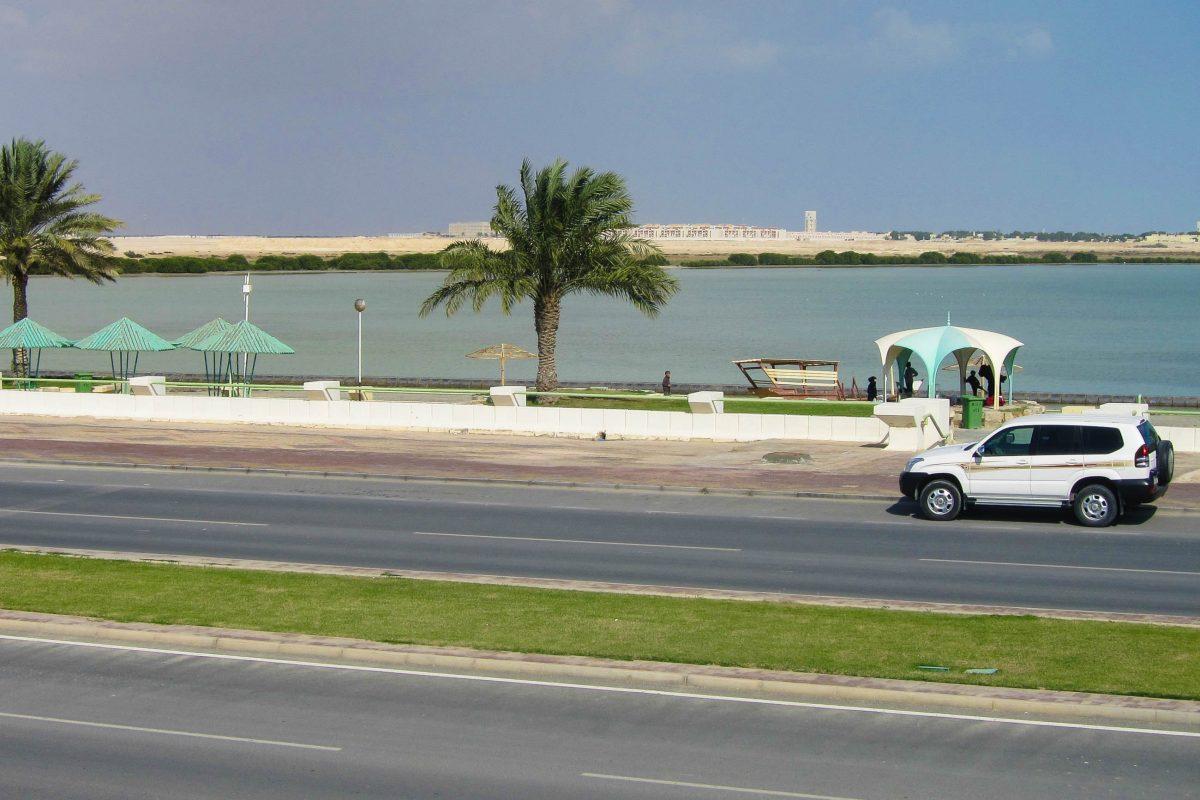 Die Corniche von Al Khor zur Mittagszeit, Katar - © FRASHO / franks-travelbox