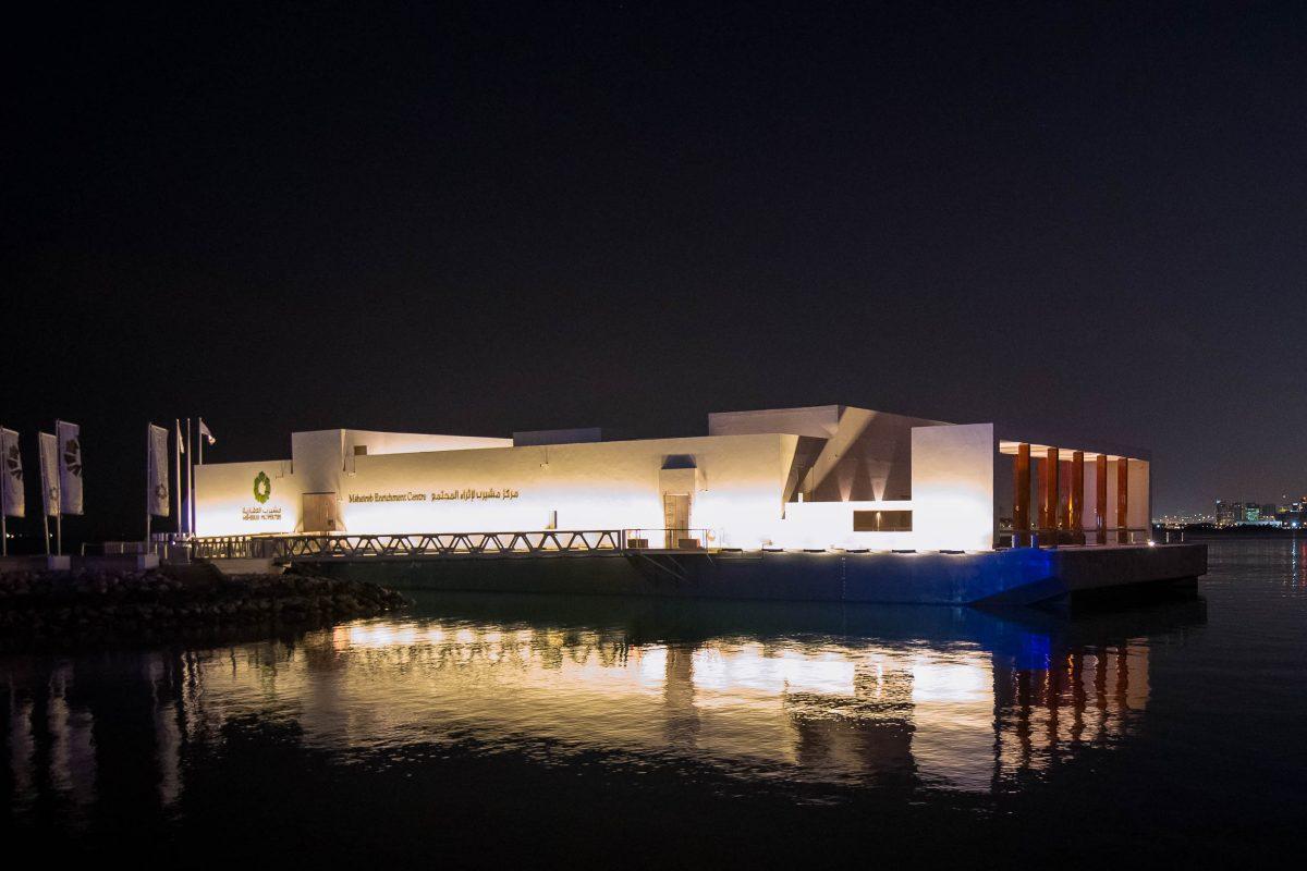 Das Msheireb Enrichment Center an der Corniche von Doha entführt seine Besucher in die eindrucksvolle Vergangenheit Katars - © FRASHO / franks-travelbox