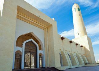 Die Große Moschee von Doha wurde im Dezember 2011 unter dem Namen Imam Muhammad ibn Abdul Wahhab Moschee eröffnet, Katar - © Nico Traut / Shutterstock
