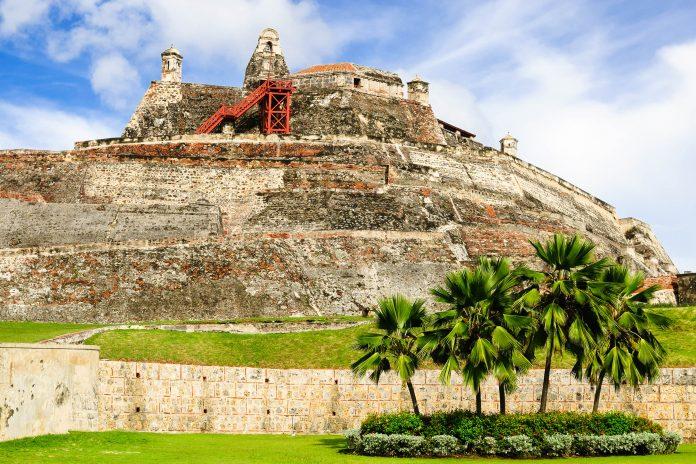 Die Festungen von Cartagena sind ein einzigartiges Beispiel für die Militärarchitektur der spanischen Eroberer, Kolumbien - © RCH / Fotolia