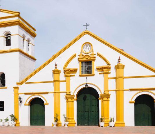 Die Kirche Santo Domingo in Mompox, Kolumbien - © Rafal Cichawa / Shutterstock