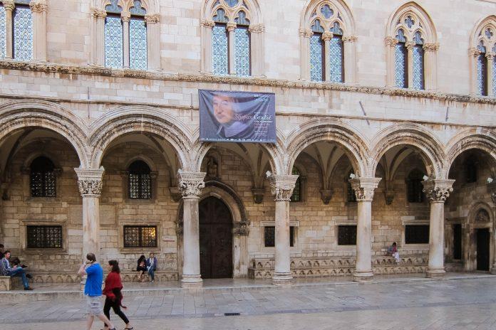 Der Rektorenpalast in Dubrovnik fungierte einst als Regierungssitz und beherbergt heute das kulturhistorische Museum, Kroatien - © FRASHO / franks-travelbox