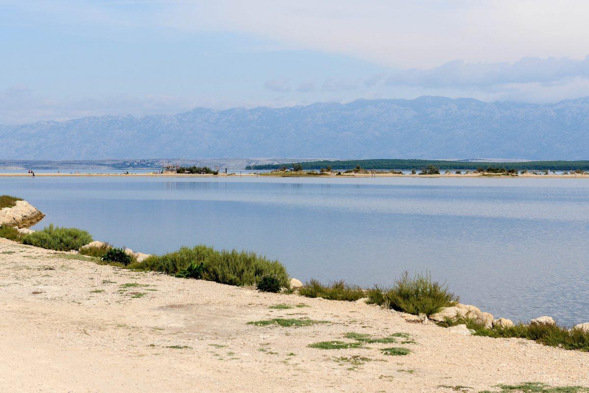 Die idyllischen Sandlagunen von Nin bieten eine willkommene Abwechslung zu der sonst felsigen Küste von Kroatien - © James Camel / franks-travelbox