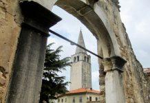 Die Euphrasius-Basilika ist die wichtigste Sehenswürdigkeit in der Altstadt von Poreč und das bedeutendste Kulturdenkmal in ganz Istrien, Kroatien - © FRASHO / franks-travelbox