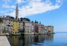 Die Bilderbuch-Stadt Rovinj, oder Rovigno, zählt zu den malerischsten und meistfotografierten Küstenstädten Kroatiens - © FRASHO / franks-travelbox