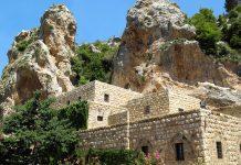 Das Gibran-Musuem in Bsharri im Wadi Qadisha ist dem Leben und Wirken des Künstlers, Schriftstellers und Philosophen Khalil Gibran gewidmet, Libanon - © Eliane Haykal / Shutterstock