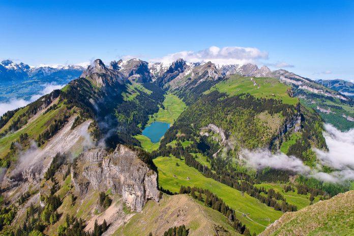 Blick auf den Alpstein, Liechtenstein - © gandolf / Fotolia
