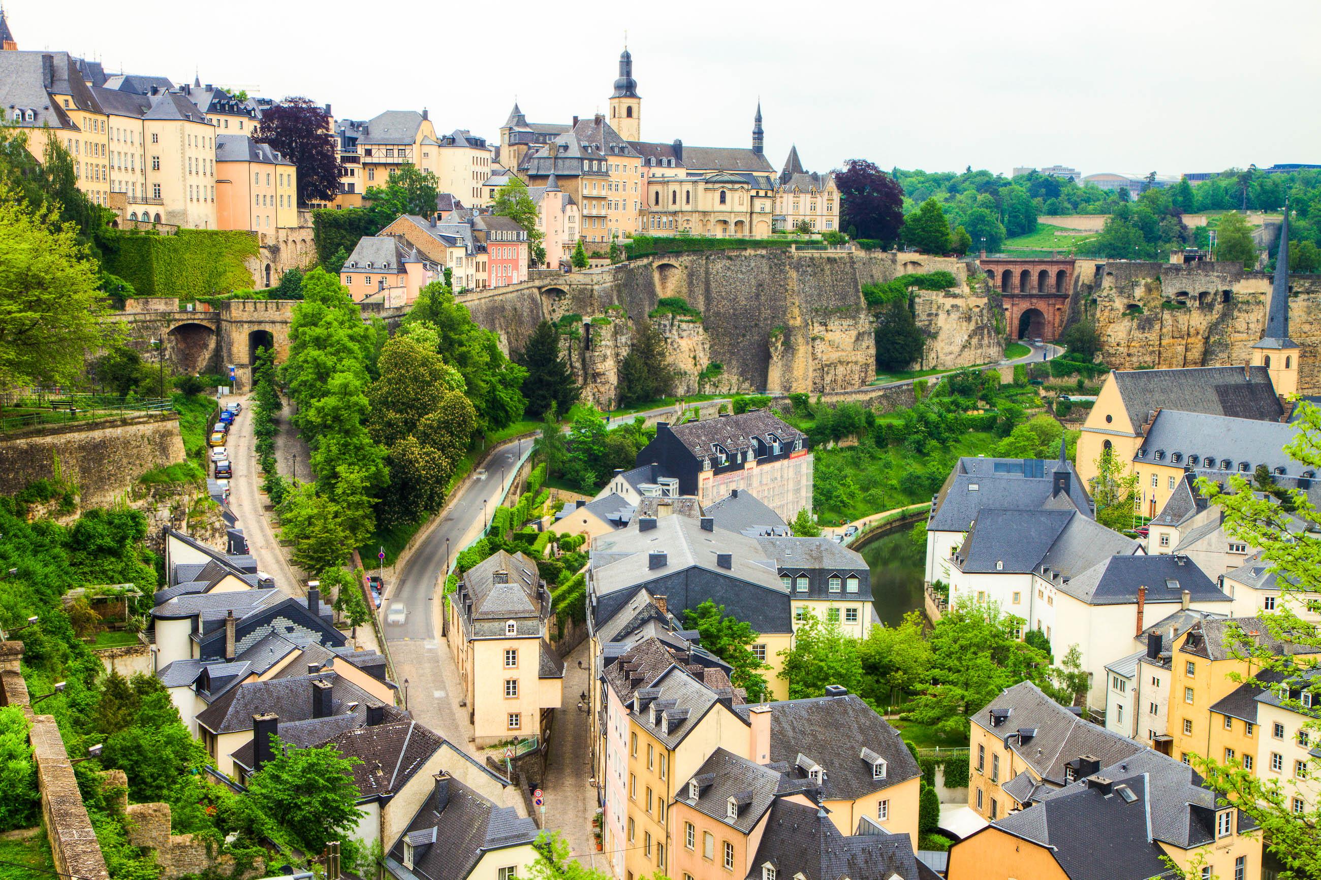 sehenswürdigkeiten luxemburg stadt