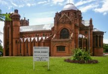 Die St. Michael and All Angels Church in Blantyre, Malawi wurde ganz ohne Professionisten errichtet - © AndrewDressel CC BY-SA3.0/W