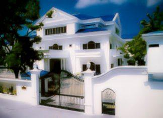 Der Palast Theemuge in der Hauptstadt Male wird oft als das schönste Gebäude der Malediven bezeichnet - © PD / Wikipedia