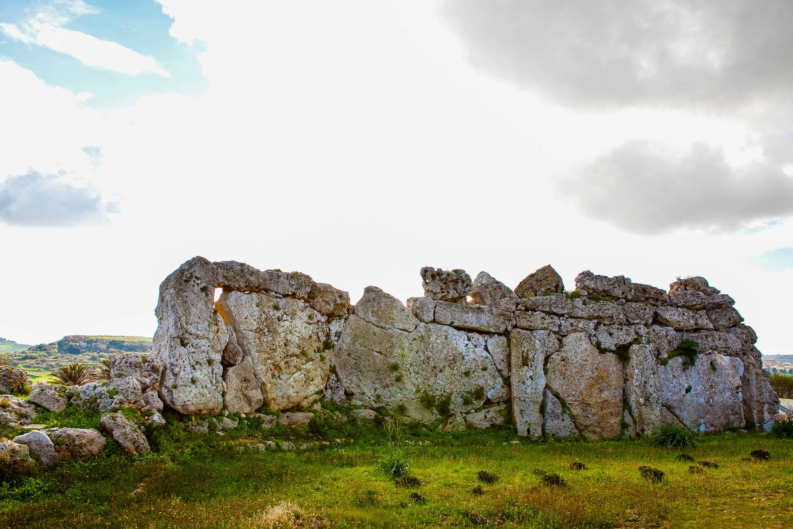Tempel von gantija auf gozo malta franks travelbox for Die klassiker der kuche 3